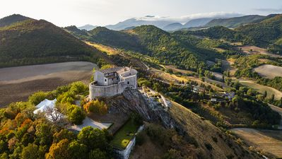 Photo for Naro Castle - Medieval Meraviglia surrounded by a Breathtaking Landscape