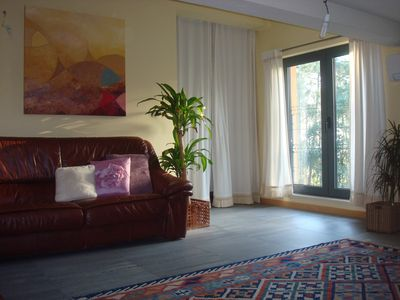 Photo for Confortable apartment in orange house