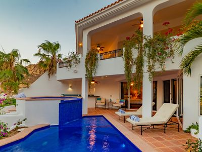 Photo for New to Vrbo! Villa Colorado - Great Value! Walk to Marina & Downtown Cabo