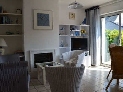 Photo for CHARMING HOLIDAY HOUSE IN QUIBERON - 350m FROM THE GREAT BEACH