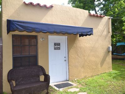 Photo for Little Havana Spanish style guest house by calle 8