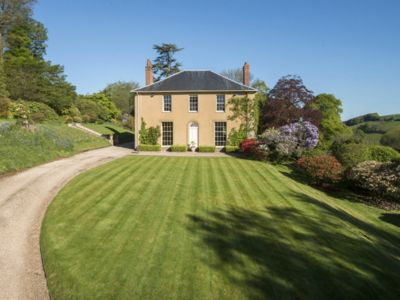 Photo for Excelsis House - A stunning 6/7 bedroom home with pool & tennis court too!