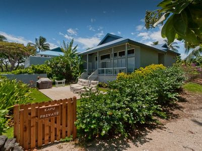 Photo for 3-bedrrom ocean front home with spectacular views and sandy beach