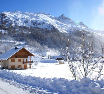 Photo for Villa at the foot of the Galibier and the ski slopes