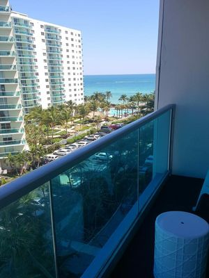 Photo for Beautiful and cozy Hollywood beach apartment