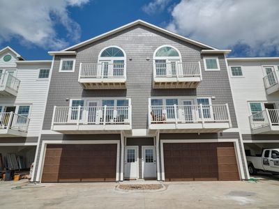 Photo for Pathway to the Sea is Beautiful Brand New 4/3.5 Townhome steps from the Beach