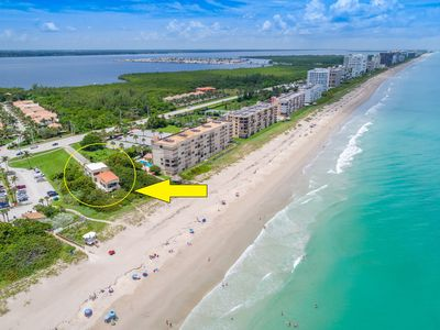 Photo for Luxury Palace ~ON~ a beach w/ lifeguard! 4 master suites, pool, elevator