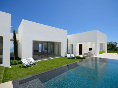 Photo for Holiday rental villa with swimming pool in Begur, Sa Tuna