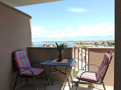 Photo for Apartment Mlasina in Nin - 4 persons, 1 bedrooms