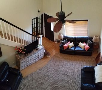 Living Room - All leather and All Reclining
