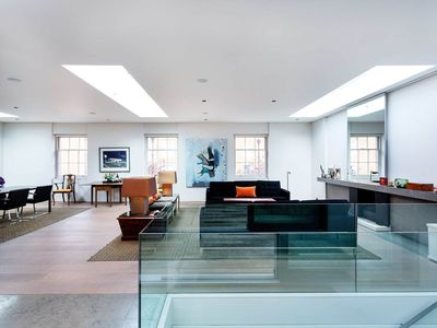 Photo for Outstanding 2BR private terrace in Marylebone, mins from Marble Arch, by Veeve