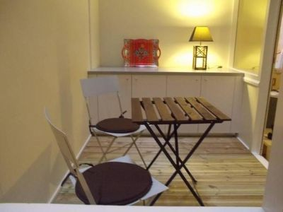 Photo for Lovely apartment, very quiet, close to the Capitol