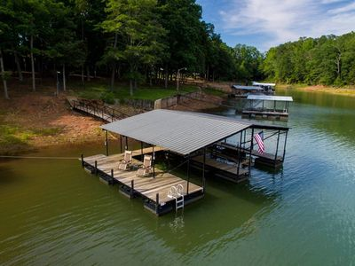 Photo for Perfect Location for a Weekend Lake Getaway!