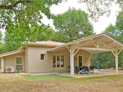 Photo for Vacation home Domaine de Poubille (BSB304) in Blanquefort-sur-Briolance - 5 persons, 2 bedrooms