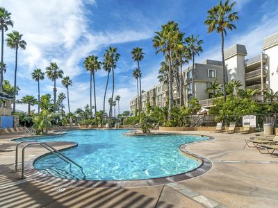 Photo for Affordable Condo in  Beachfront Resort Heated Pool