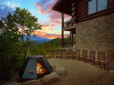 Photo for 6BR Cabin Vacation Rental in Gatlinburg, Tennessee