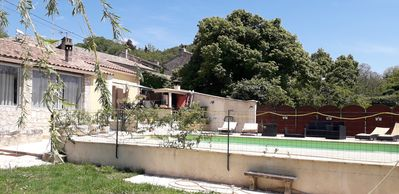 Photo for VILLA WITH SWIMMING POOL AND JACUZZI