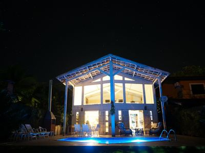 Photo for Barra do Una, pool, barbecue, 4 suites