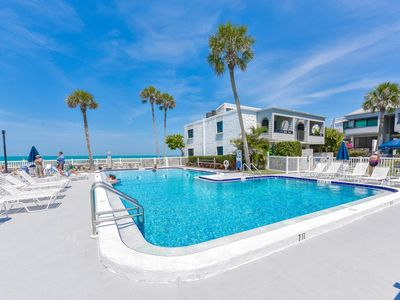 Photo for Beachfront Venice Island Condo Complex