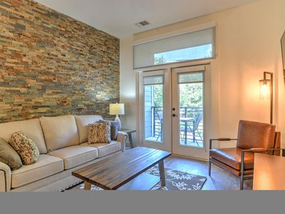 Photo for New luxury condo in heart of downtown Asheville~55 S.Market St. #208