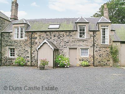 Photo for COACH HOUSE (Duns Castle Estate) - Scottish Borders - Sleeps 3
