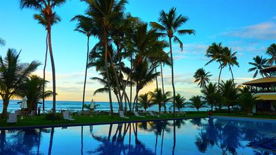 Photo for OCEANFRONT LUXO, Paia do Forte Beach, next to P. Tamar, Steps to Bars, Rest's.