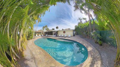 Photo for **MAY DATES AVAILABLE**LARGE GROUND LEVEL POOL HOME**NEWLY RENOVATED**