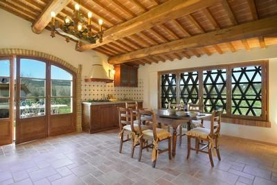 Photo for Holiday apartment Montecatini Val di Cecina for 4 - 5 persons with 2 bedrooms - Holiday apartment in