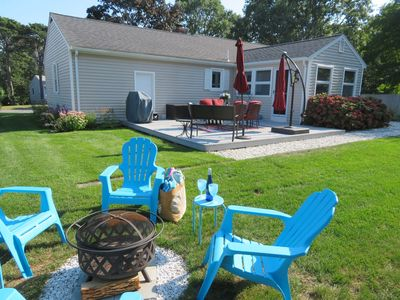 Photo for Walk to beach-Pet Friendly-Updated-Central air-WiFi-Welcome to Beachin It