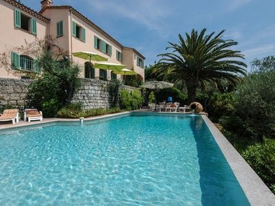 Photo for Stunning 4 bedroom House in Grasse (Q0330)