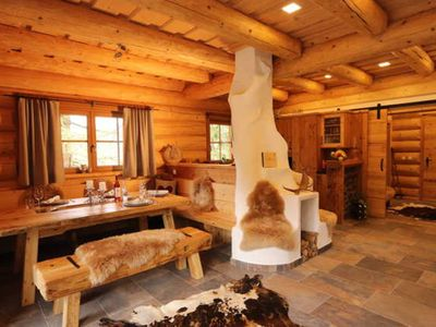 Photo for Chalet Edelweiss (up to 8 persons) - Almzauber Chalets Hochrindl