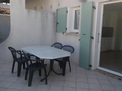 Photo for AN APARTMENT FOR 4 PEOPLE RESIDENCE WITH SWIMMING POOL