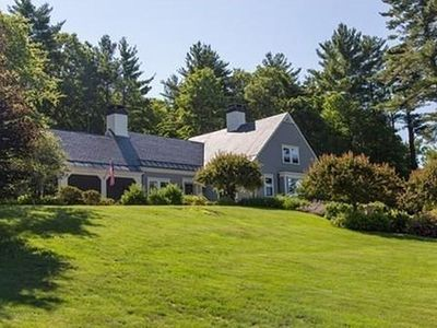 Photo for Executive home surrounded by park like grounds including private salt water pool