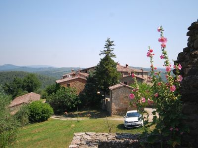 Photo for 1BR Cottage Vacation Rental in Castelnuovo Berardenga