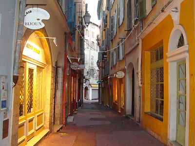 Photo for Apartment Vieux Nice in Nice - 4 persons, 2 bedrooms