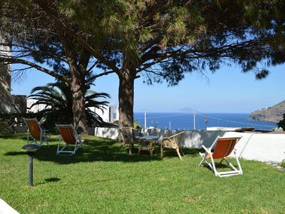 Photo for Holiday apartment Malfa for 1 - 3 persons - Holiday apartment