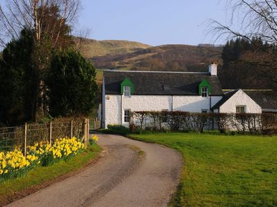 Photo for West Ferlochan Cottage: 4* Self-Catering Cottage in Oban