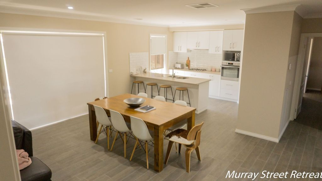 Murray Street Retreat