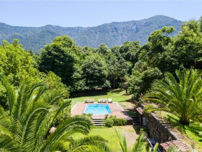Photo for Casa Azúl with pool, barbecue, Wifi and Netflix