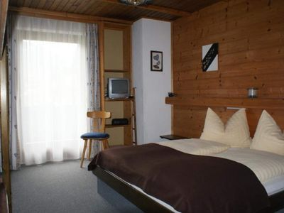 Photo for Double room + bunk bed Balcony - Fellner, guest house