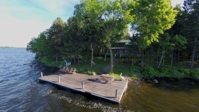 Photo for 45 Acre Private Island! Sleeps 20! Boat avail for rent!