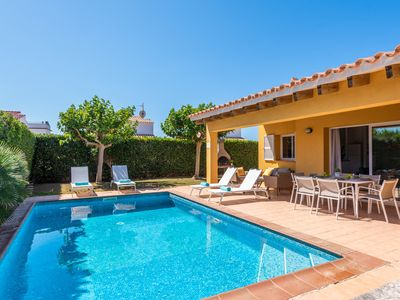 Photo for big discounts% - Villa Laura - 350 mts from the beach