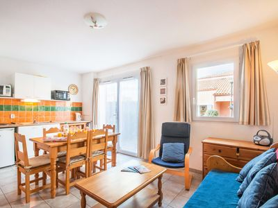 Photo for Residence Les Berges du Canal *** - 1 Bedroom House Mezzanine 4 People