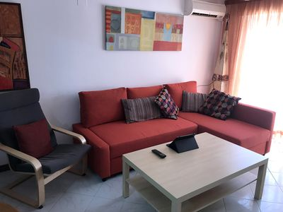 Photo for Apartment in Conil, First line beach with Wifi.