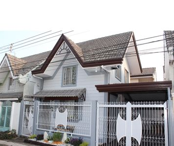 Photo for It's 2 Storey Townhouse, Near Clark Freeport Zone