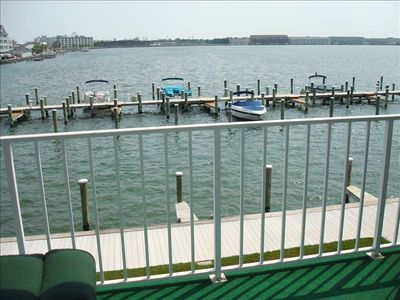 Beautiful relaxing view, Boat Slips available