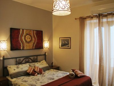 Photo for Elegant Holiday Apartment in Lipari in the historic center - free Wi-Fi and terrace