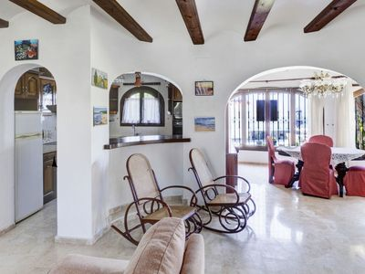 Photo for Vacation home El Retiro II in Dénia - 4 persons, 2 bedrooms