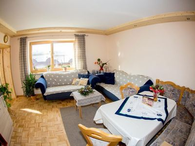 Photo for Cozy apartment for 3 persons with 2 bedrooms