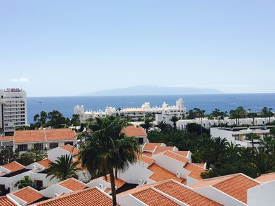 Photo for Lovely Duplex Apartment on Garden City, Costa Adeje with Beautiful Sea Views